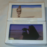 Star Wars Episode 1 Topps widescreen Series 1 set of Trading cards